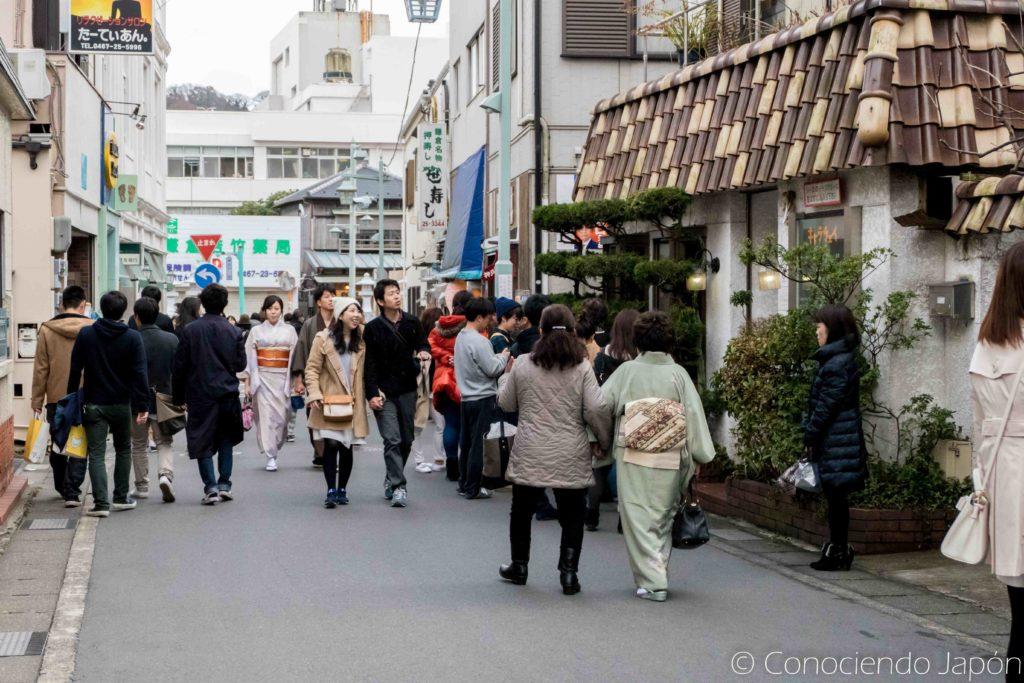 Calle de Kamakura