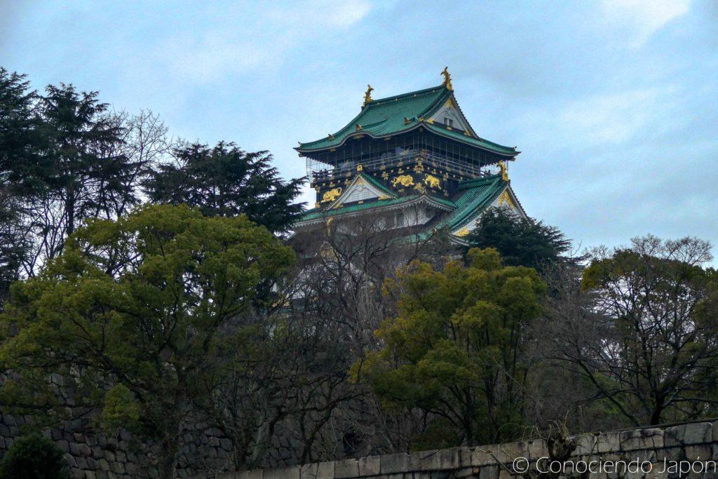 Castillo de Osaka / Osaka Castle