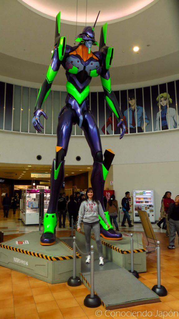 Eva gigante