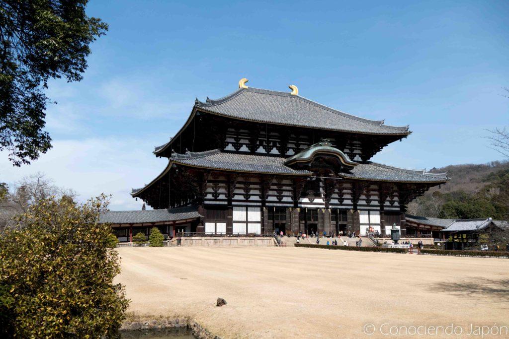 Templo Tôdai-ji en Nara