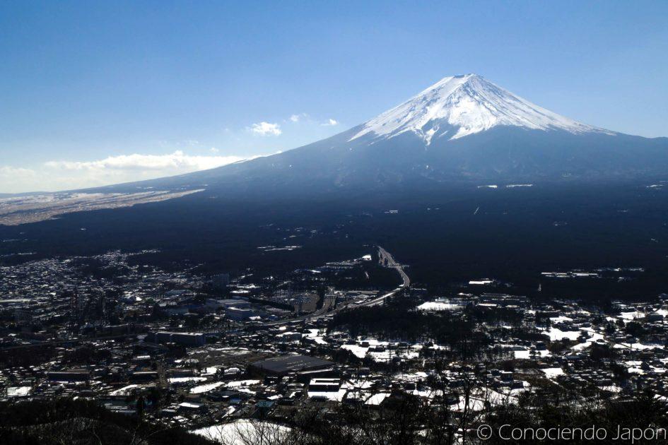 Monte Fuji y Kawaguchiko