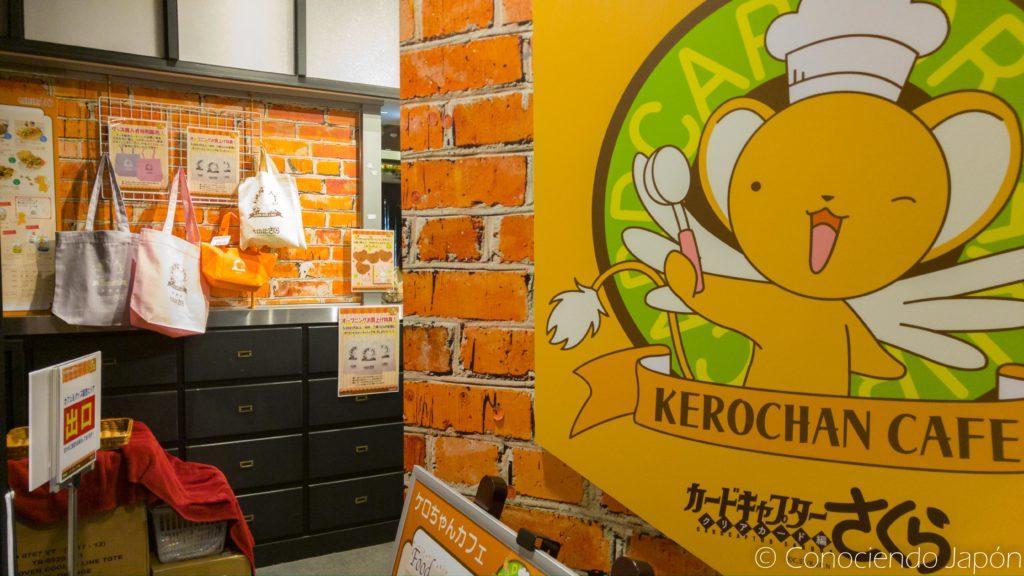 Kerochan cafe de Cardcaptor Sakura